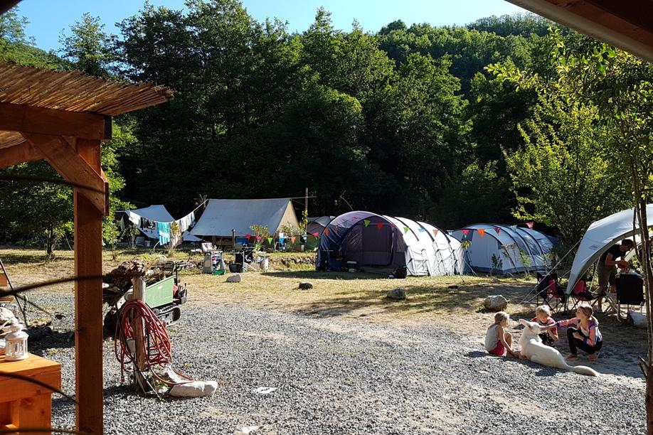kampeerplekken RioRequesa