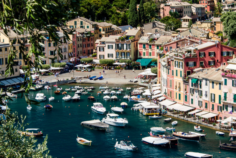 Omgeving Portofino