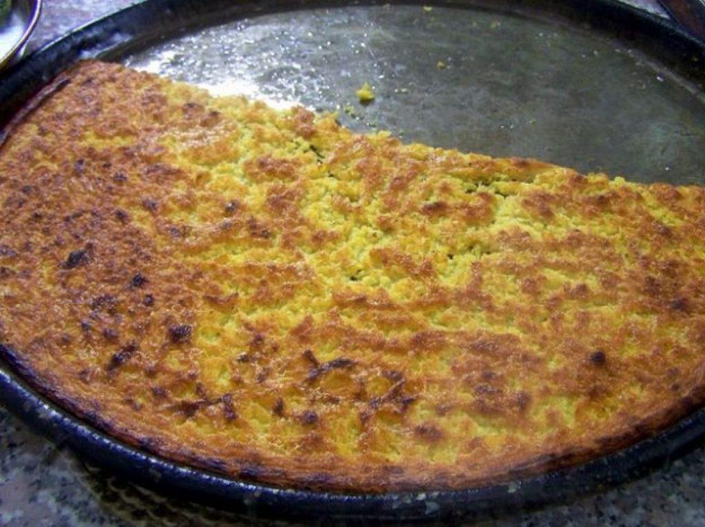 farinata Ligurische recepten
