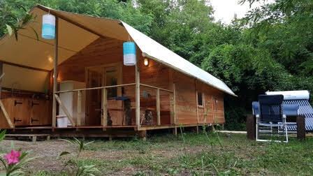 cabine 6 pers camping riorequesa