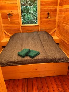 2 pers slaapkamer cabine