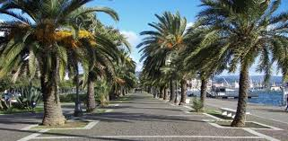 La Spezia boulevard