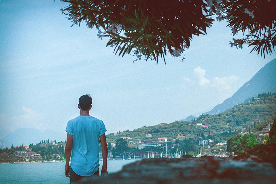 Italie strand